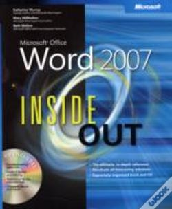 Wook.pt - Microsoft Office Word 2007 Inside Out