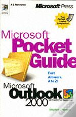 Microsoft Pocket Guide To Outlook 2000