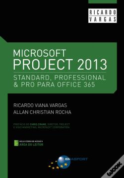 Wook.pt - Microsoft Project 2013 Standard - Professional & Pro Para Office 365
