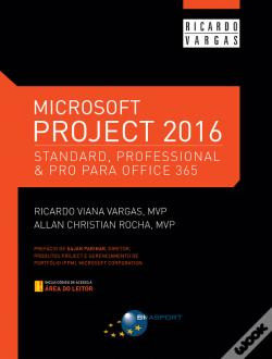 Wook.pt - Microsoft Project 2016
