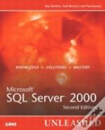 Microsoft Sql Server 2002 Unleashed