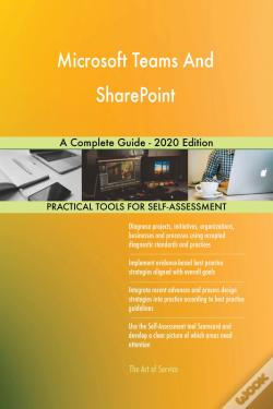 Wook.pt - Microsoft Teams And Sharepoint A Complete Guide - 2020 Edition