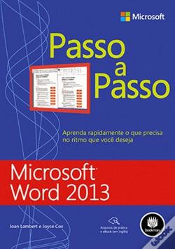 Wook.pt - Microsoft Word 2013 - Passo a Passo