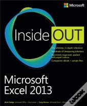 Microsoft(R) Excel(R) 2013 Inside Out