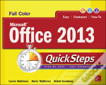 Microsoft(R) Office 2013 Quicksteps