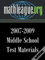 Middle School Test Materials 2007-2009