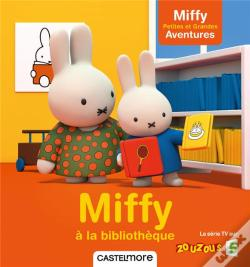 Wook.pt - Miffy A La Bibliotheque