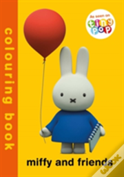 Miffy And Friends Colouring Book