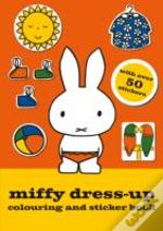 Miffy Colouring Activity Book