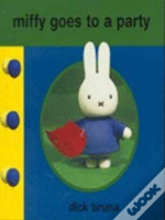Miffy Goes To A Party