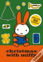 Miffy'S Christmas Sticker Activity Book
