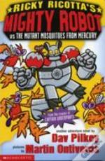 Mighty Robot Vs The Mutant Mosquitoes From Mercury