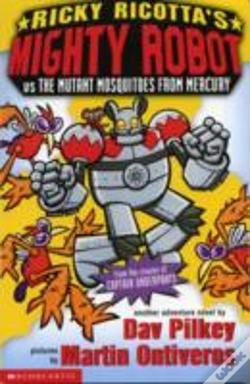 Wook.pt - Mighty Robot Vs The Mutant Mosquitoes From Mercury