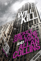 Mike Hammer - The Will To Kill