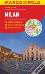Milan Marco Polo City Map 2018 - Pocket Size, Easy Fold, Milan Street Map