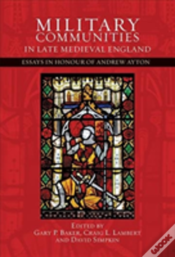 Wook.pt - Military Communities In Late Medieval England
