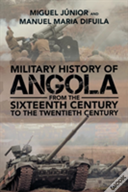 Wook.pt - Military History Of Angola