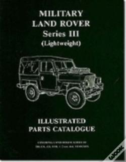 Wook.pt - Military Land Rover Series Iii (Lightweight) Parts Catalogue
