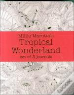 Millie Marotta'S Tropical Wonderland - Journal Set