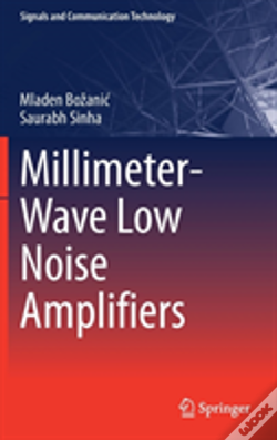Wook.pt - Millimeter-Wave Low Noise Amplifiers