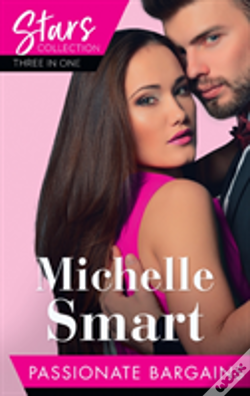 Wook.pt - Mills & Boon Stars Collection: Passionate Bargains