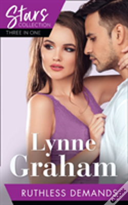 Wook.pt - Mills & Boon Stars Collection: Ruthless Demands