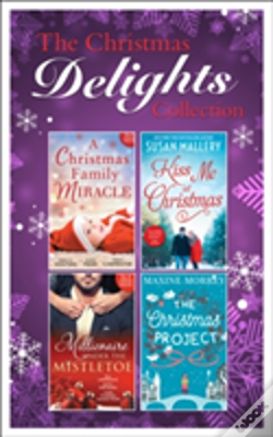 Wook.pt - Mills And Boon Christmas Delights Collectionmills & Boon Christmas Magic Collection