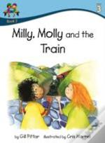 Milly Molly And The Train