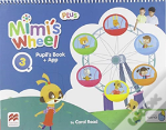 Mimi'S Wheel Level 3 Pupil'S Book Plus With Navio App