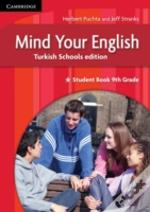 Mind Your English 9th Grade Student'S Book Turkish Schools Edition