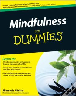 Wook.pt - Mindfulness For Dummies