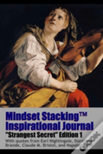 Mindset Stackingtm Inspirational Journal Volumess01