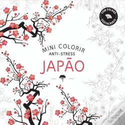 Wook.pt - Mini Colorir Anti-Stress Japão