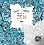 Mini Colorir Anti-Stress Zen