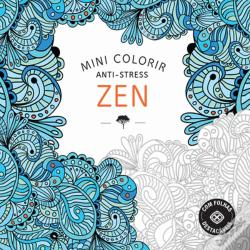 Wook.pt - Mini Colorir Anti-Stress Zen