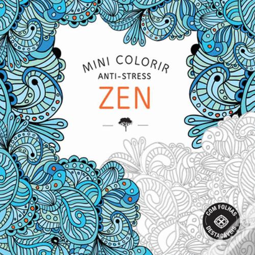 Mini Colorir Anti-Stress Zen Epub Baixar