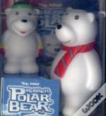 Mini Rubber Polar Bear Kit
