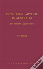 Ministerial Advisers In Australia