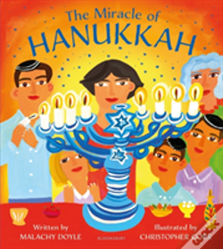 Wook.pt - Miracle Of Hanukkah