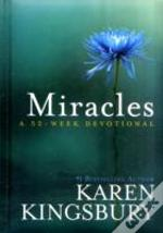 Miracles A 52 Week Devotional