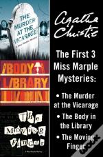 Miss Marple - The Murder At The Vicarage/ The Body In The Library/ The Moving Finger