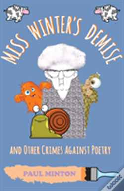 Wook.pt - Miss Winter'S Demise And Other Crimes Against Poetry