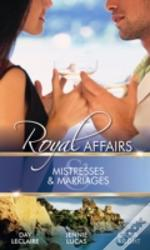Mistresses And Marriages