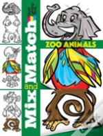 Mix And Match Zoo Animals