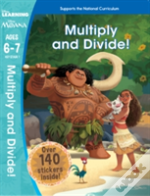Moana: Multiplication And Division (Ages 6-7)
