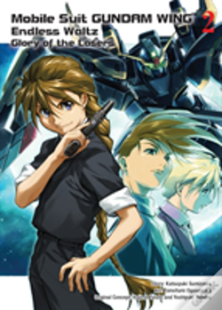 Wook.pt - Mobile Suit Gundam Wing 2: The Glory Of Losers
