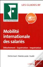 Mobilite Internationale Des Salaries 2018
