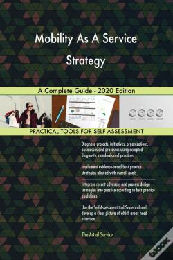 Wook.pt - Mobility As A Service Strategy A Complete Guide - 2020 Edition