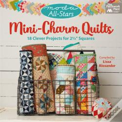 Wook.pt - Moda All-Stars - Mini-Charm Quilts