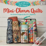 Moda Allstars Mini Charm Quilts